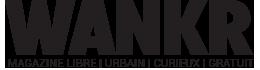 WANKR MAGAZINE logo