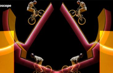 Kaleidoscope, probablement l'une des meilleures vidéos de BMX