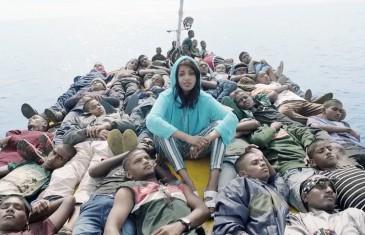 MIA prend position pour les réfugiés dans son dernier clip «BORDERS»
