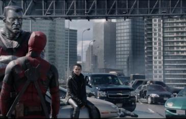 Deadpool – Deuxième trailer