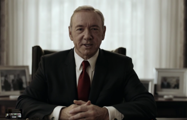 Premier trailer pour la saison 4 d'House of Cards
