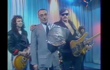 A l'époque où Motörhead secouait le JT de 13h