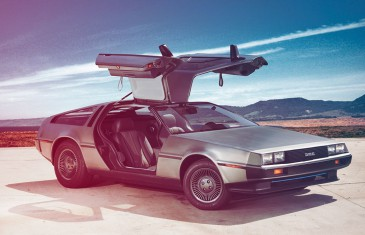 Retour en production pour la Delorean!