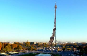 Paris est un décor de cinéma