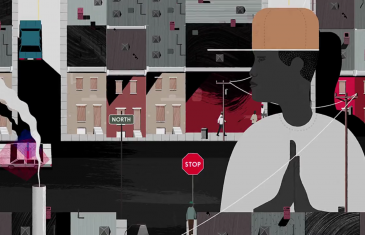 Un designer rend hommage à la série The Wire en animation