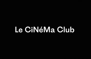 CINÉMA CLUB, la salle de ciné gratuite en ligne