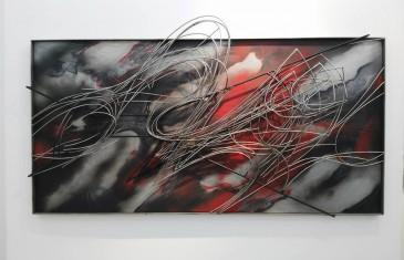 [Expo] Lokiss «Topologies» à la Galerie Celal