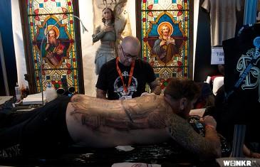 [AGENDA] Mondial du tatouage 2017
