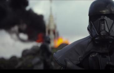 Première bande annonce pour Rogue One