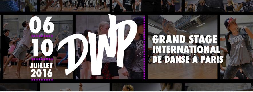 dance work shop paris