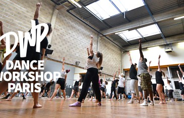 [AGENDA] Dance Workshop Paris