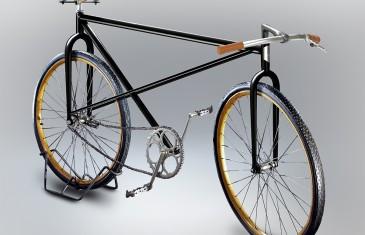 Velocipedia – bicyclettes créées à partir de croquis