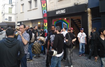 [Expo] Kingz Run Lines X WRUNG