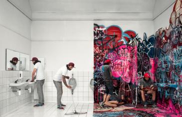 Surface – Le livre de portraits d'artistes Street art