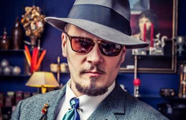 Logan O'Malley | Street dandysme chic et éthique