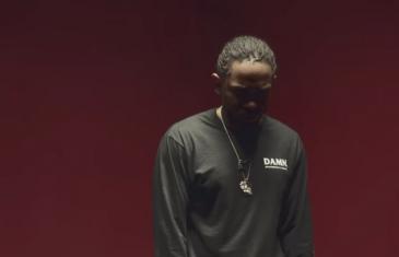 Kendrick Lamar au dessus du lot avec son dernier clip «Element»