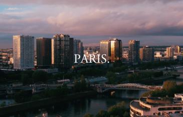 Paris prend de la hauteur dans une vidéo filmée au drone