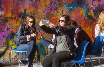 Je suis passé à l'Aerosol, le nouveau «temple» du Street Art…