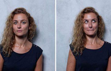 O Project : Portraits avant, pendant et après l'orgasme
