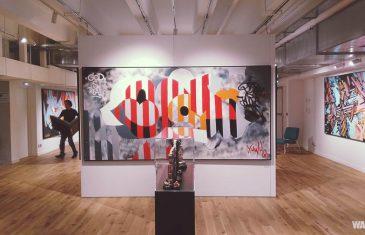 «L'art de ne pas l'être» l'expo cachée en plein coeur de la Défense