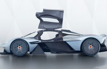 Aston Martin Valkyrie – belle, rapide et inaccessible