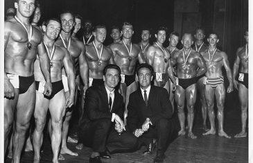 BIGGER : le biopic sur les frères Weider, piliers du Bodybuilding