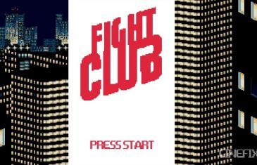 Fight Club version arcade 80's