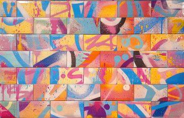 NASTY expose son désordre à la galerie Brugier Rigail