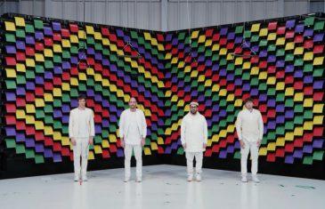 OK GO invente l'imprimante vidéo dans leur dernier clip