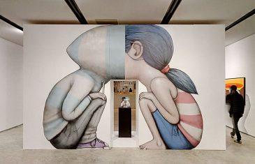 Seth «Between walls» à la galerie Itinérance
