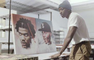 Rannel Ngumuya – portraits d'artistes Hip Hop iconiques
