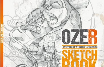 Ozer Sketchbook Volume 1
