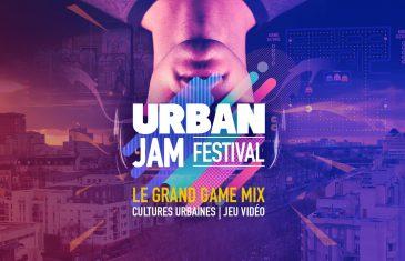 URBAN JAM : Cultures urbaines X Jeux Vidéo