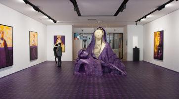 INTI expose à la galerie Itinérance