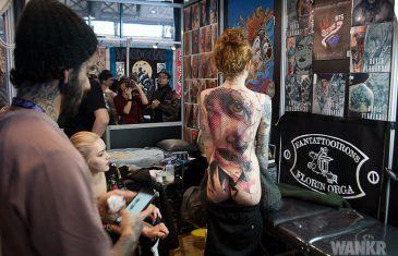 Retour photo sur le mondial du tatouage 2018