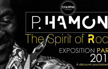 [Agenda] Philippe Hamon – The Spirit of Rock