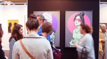 (bref) Retour sur l'Urban Art Fair 2018