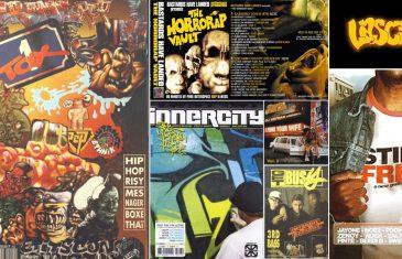 Remontez la courbe du temps Hip Hop avec le site ERROR 322.com