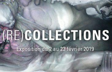 [Agenda] La galerie Openspace présente l'expo (re)collections